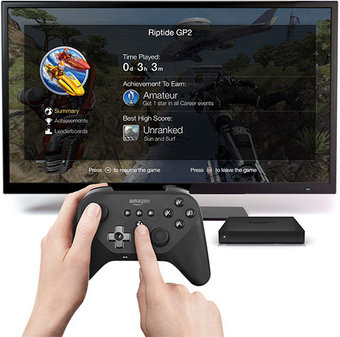 Amazon fire tv (AleshaTech.com)