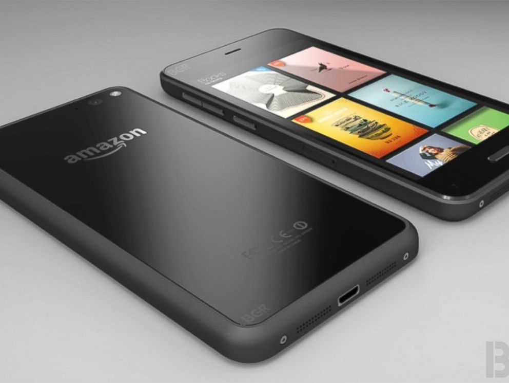 Amazon Fire Phone: Another Fire Gadget of Amazon