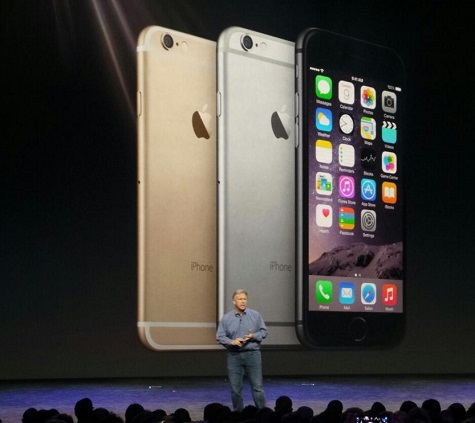 Iphone 6 plus: A phone of gadget lovers