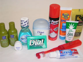 travel size produts