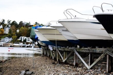 How to prepare your boat for storage
