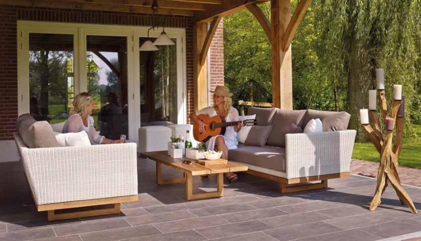 How to select the best rattan sofa set for your garden