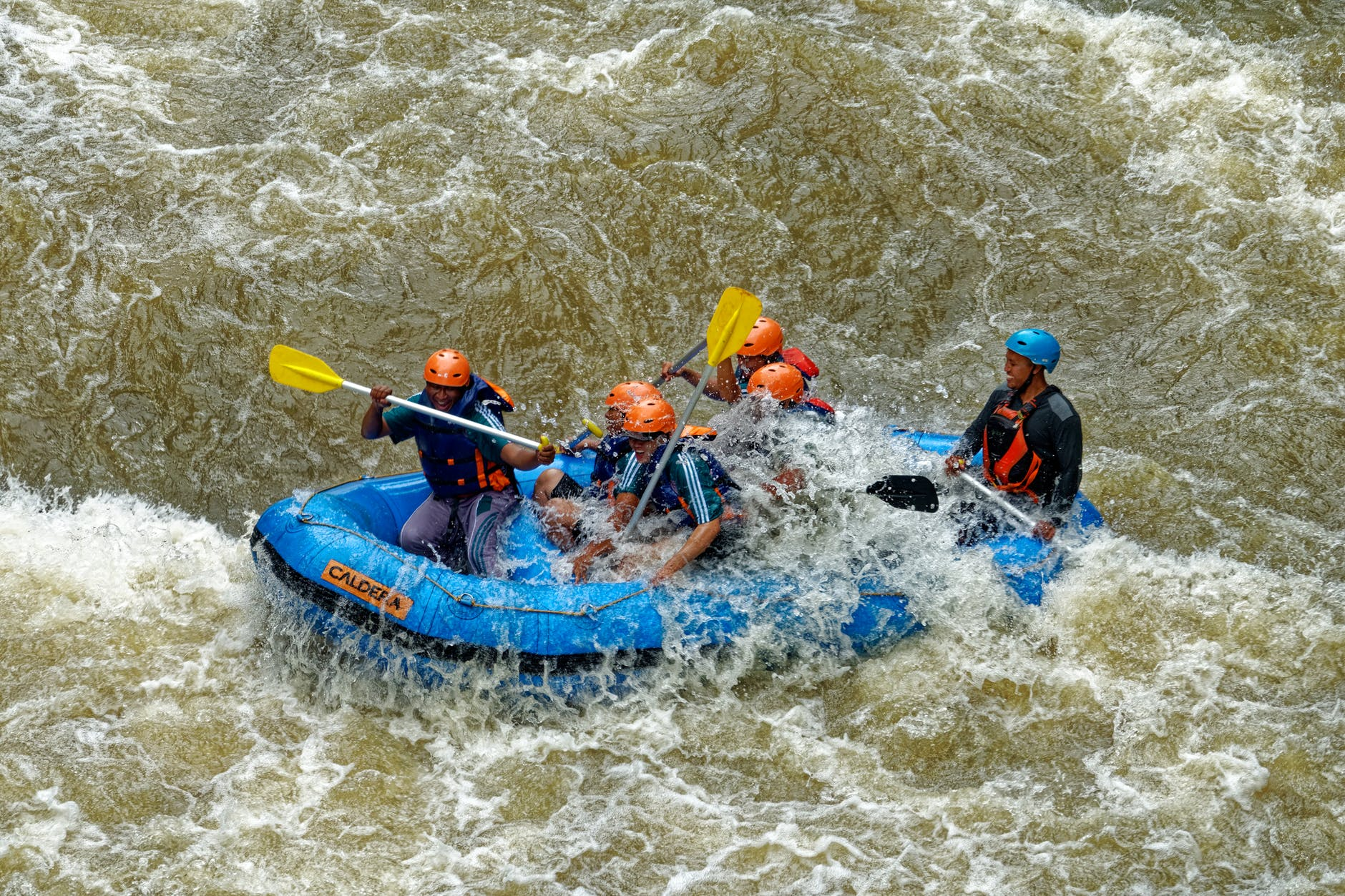 The Best Ocoee River Rafting Experience on Ocoee River at Tennessee