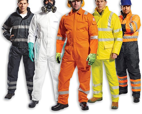 Secondary Disposable FR Suits for Fire Risky Environments