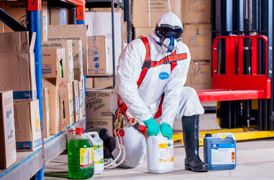 A Brief Discussion of Protective Clothing and Equipment
