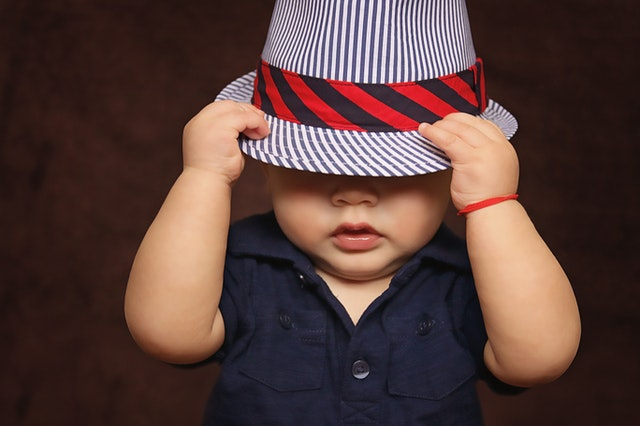 Baby Boy for a Wedding