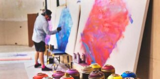 Adhesive Spray For Art